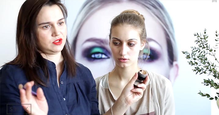 5 day life in color Beauty make-up